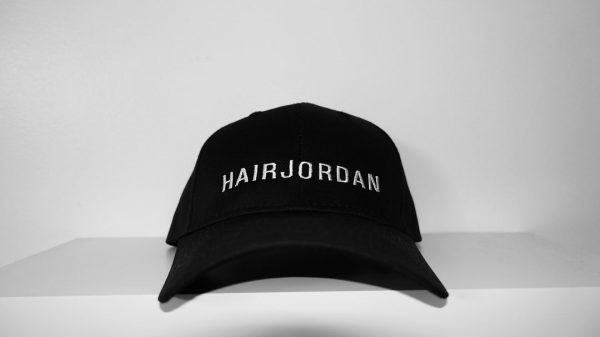The HAIRJORDAN cap